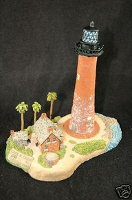 CAPE FLORIDA, FLORIDA - RETIRED HARBOUR LIGHTS - JUST LOWERED THE PRICE