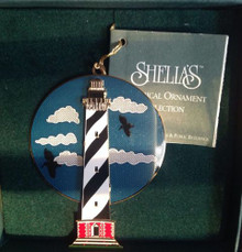 Cape Hatteras Historical Ornament