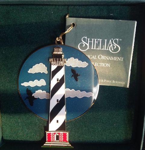 Cape Hatteras Historical Ornament