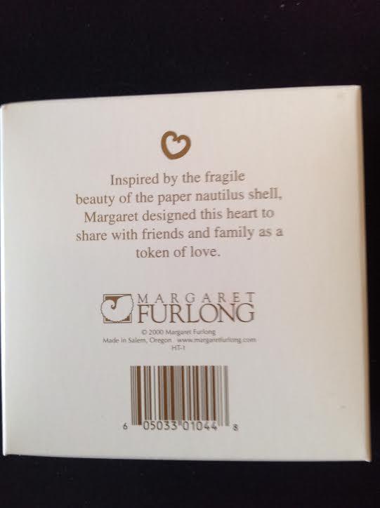 Token of my Love box