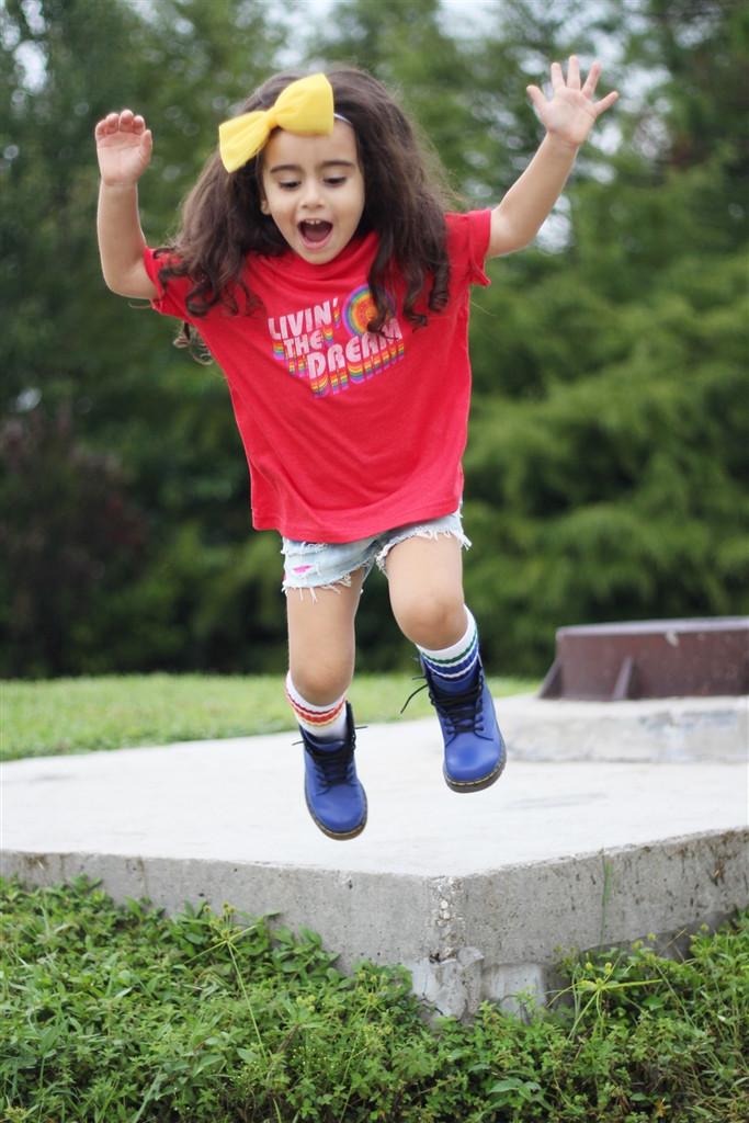 Livin The Dream- Toddler/Kids