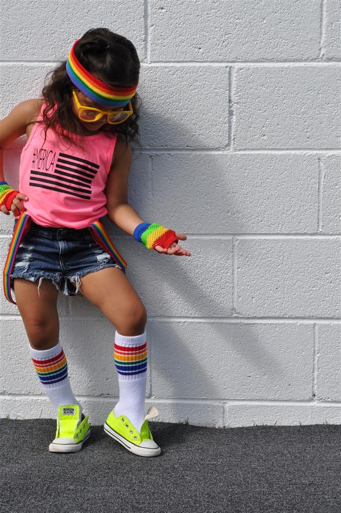 Fearless- Baby/Toddler Tube Socks