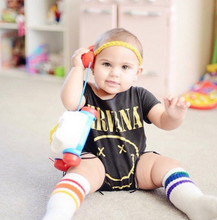 Courage- Baby/Toddler Tube Socks
