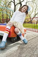 Courage- Kids Tube Socks