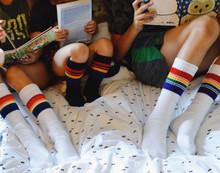 Adventure- Under the Knee Tube Socks