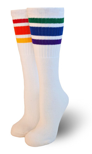 Courage- Kids Tube Socks