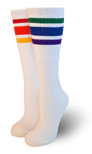 Courage- Knee High Tube Socks