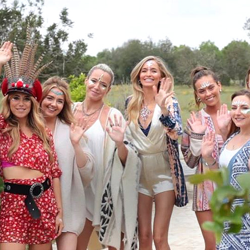 Ibiza Hen Do's - In Your Dreams