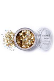 Gold Lileth, Chunky Glitter