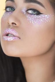 Pink Pegasus, Chunky Cosmetic Glitter