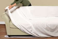 FurnitureSafe Encasement - Bed Bug Certified, Allergy, Waterproof and Stain Protection for your Sofa and Chairs