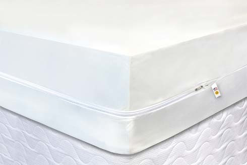 TruckSafe™ Ultimate Mattress Encasement - Bed Bug Certified, Allergy, Waterproof and Stain Protection for your Mattress