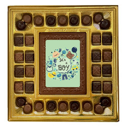 Balloon It's a Boy Deluxe Chocolate Box