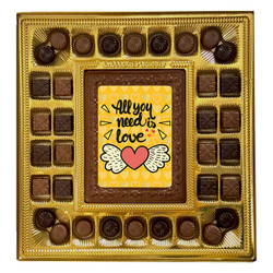 All You Need is Love Deluxe  Chocolate Box
