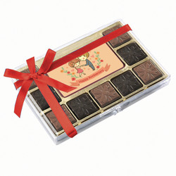 Couple Happy Anniversary Chocolate Indulgence Box