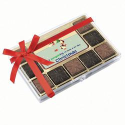 Penguining to Look Like Christmas Chocolate Indulgence Box