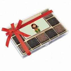 Merry Christmas Chocolate Indulgence Box