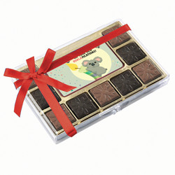 Congratulations on Your New Koalafications! Chocolate Indulgence Box