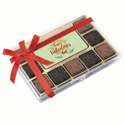 Happy Valentine's Day Chocolate Indulgence Box