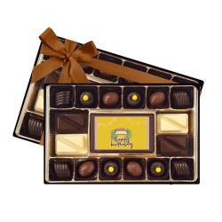 Cake Happy Birthday Signature Chocolate Box
