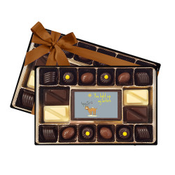You Light Up My Antlers Signature Chocolate Box