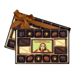Enough of Your Issues Signature Chocolate Box
