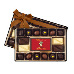Aorta Tell You Signature Chocolate Box