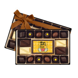 All You Need is Love Signature Chocolate Box
