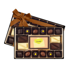I'm Sorry Chocolate Box