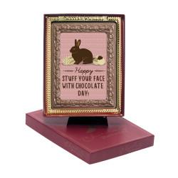 Chocolate Day Chocolate Portrait