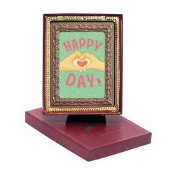 Happy ❤ Day! Chocolate Portrait