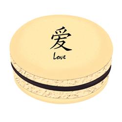 Love Printed Macarons
