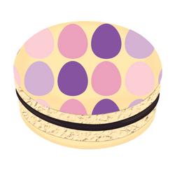 Easter Eggs Printed Macarons