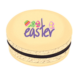 Easter Printed Macarons