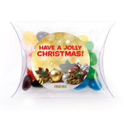 Have a Jolly Christmas Pillow Box