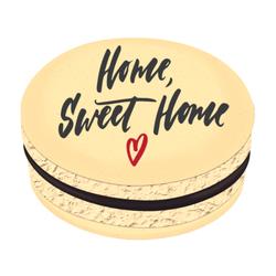 Home Sweet Home ♥ Printed Macarons