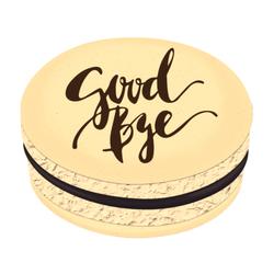 Good Bye Printed Macarons