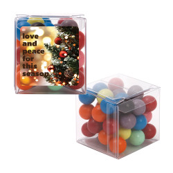 Love & Peace Christmas Sweet Cubes