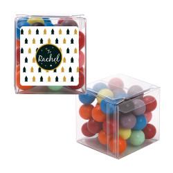 Custom Text Christmas Sweet Cubes