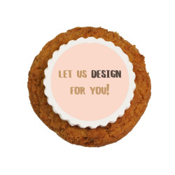 Let Us Design Your Printed Cookies