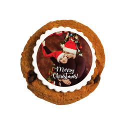 Merry Christmas 8  Christmas Printed Cookies