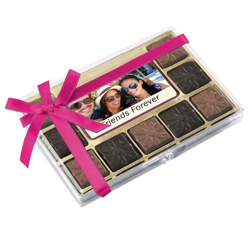 Chocolate Indulgence Box with Custom Print