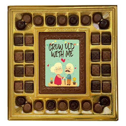 Grow Old With Me Deluxe Chocolate Box