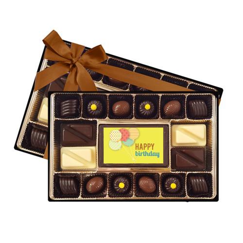 Happy Birthday Signature Chocolate Box