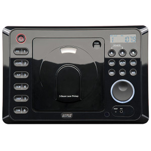Linear Series RV4500-REFURB   AM/FM/CD/DVD High Power Wall Mount Receiver With Remote Refurbished - Front View