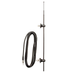"Magnadyne TK60B | AM/FM Antenna with 120"" Cable - Full View"