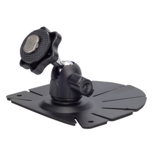 Magnadyne M-PED | Universal Pedestal Mount for Safety Camera Monitors - Full View
