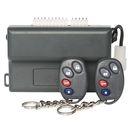 Magnadyne PL61   3 Channel Security System with 4 Button Transmitters - Full View