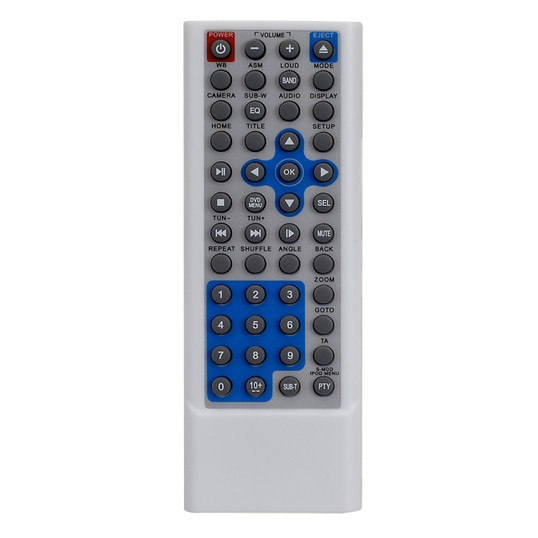 Magnadyne M4-LCD-CCR | Replacement Remote M3-LCD/M4-LCD -  Front View