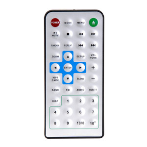 Linear Series RC5060   Replacement Remote for LS6050DVD/RV5060/RV5055  - Front View